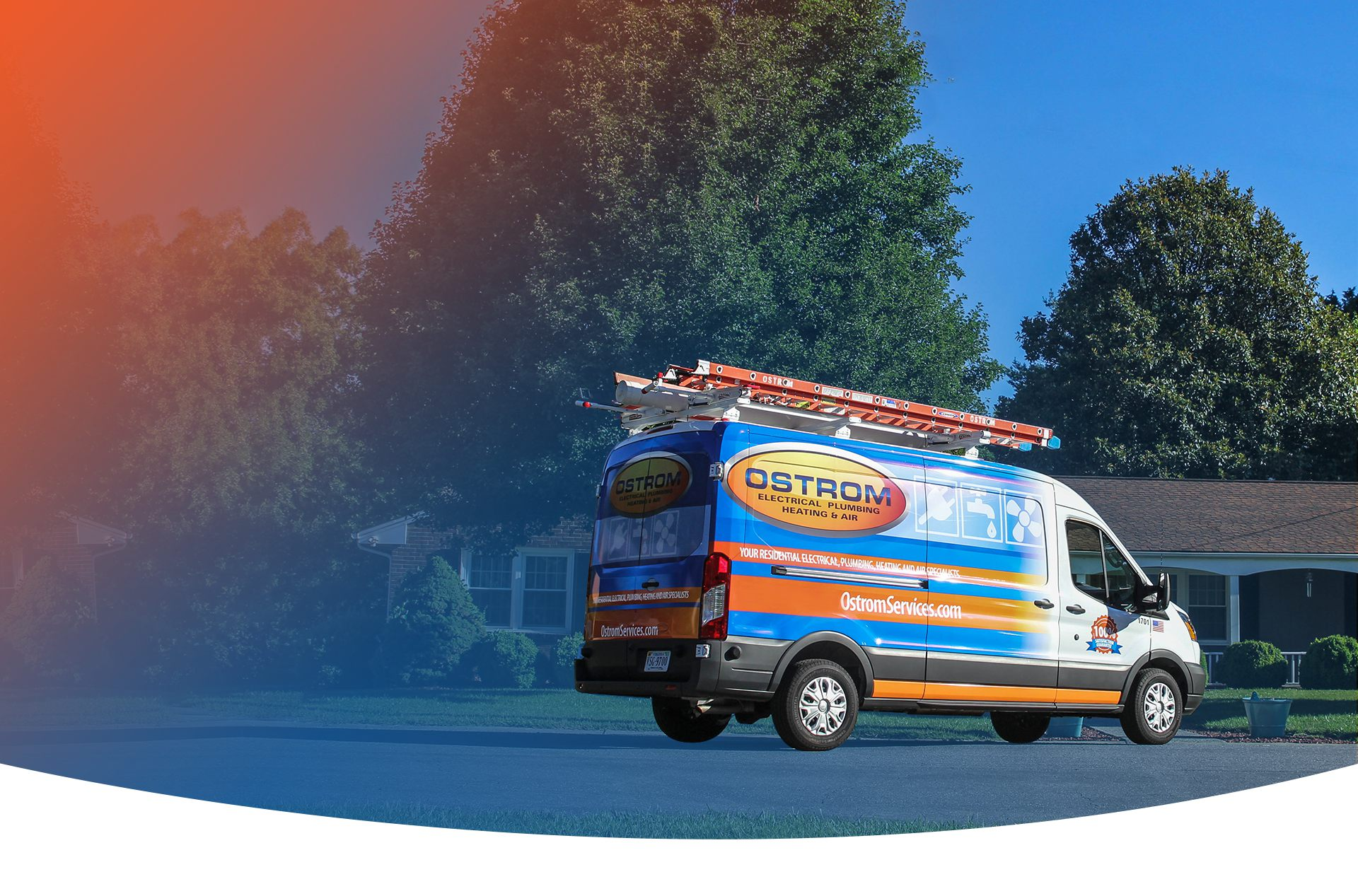 Roanoke Home Services Ostrom Electrical Plumbing Heating